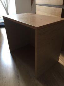 Wooden shelf / box
