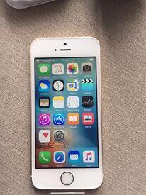 Brand new iPhone se