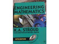 Engineering Mathematics text book