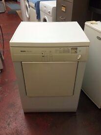 bosch 6kg vented tumble dryer