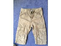 3 pairs of shorts 5-6y