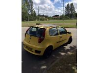 FIAT PUNTO ACTIVE SPORT 1.2 petrol ,CHEAP insurance, Good condition