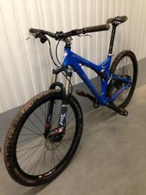 Specialized stumpjumper downhill bike bicycle upgrades Zee Fox Talas etc Brompton pashley trek kona