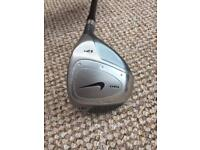 Nike T40 17deg stiff shaft fairway wood - great golf club