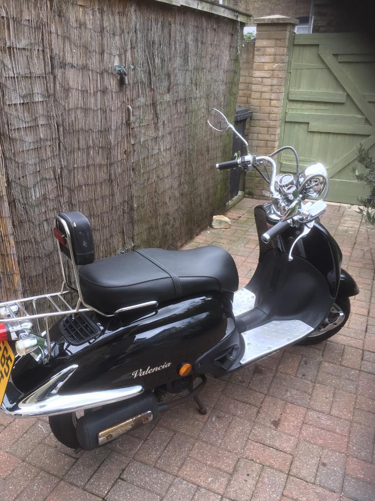 Motorbike for sale 50cc