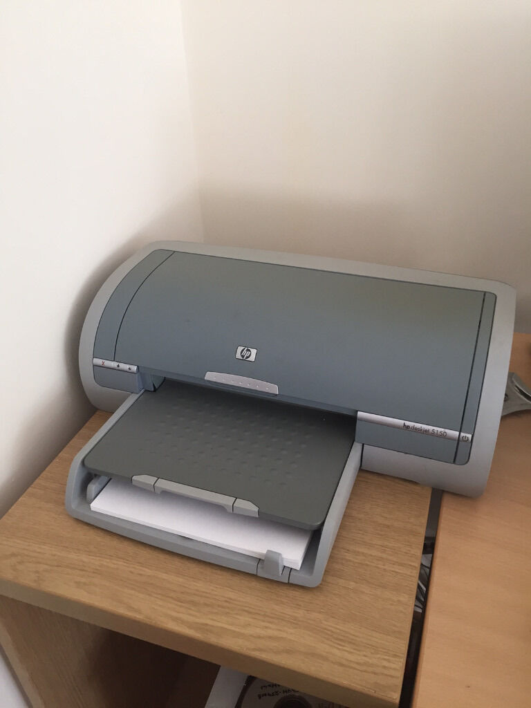 how to clean hp deskjet 5150 printer