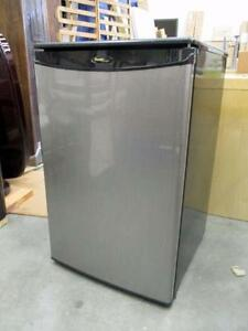 Danby Designer 4.4 Cu.Ft. Compact Refrigerator Stainless Look - Used, Excellent Condition -