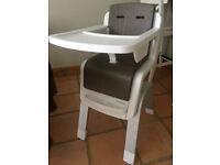 Nuna ZAAZ high chair (2 available)