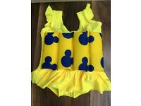 Girls Floatsuit XL aged 3-5