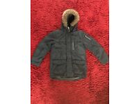 Boy blue next winter coat aged 10