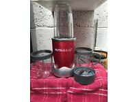 Nutribullet - as new condition, used once