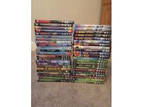 Younger boys DVD bundle