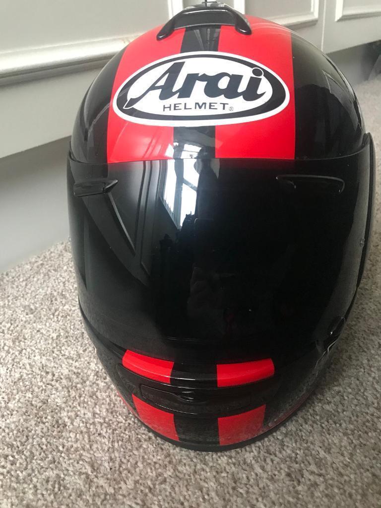 Arai chaser V helmet size L - never used