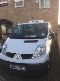 2014 Renault traffic SWB 115cdi