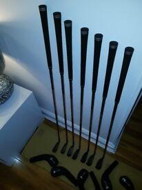 King cobra f6 graphite irons