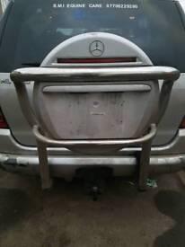 Mercedes ml320 w163 wheel carrier