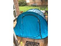 Quechua 2 Seconds Easy 3 man Pop up Tent