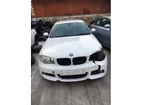 BMW 1 Series 123D M Sport breaking for parts