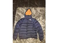 Mountain equipment coat