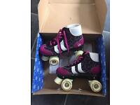 Retro roller boots boxed brand new size 5 skates