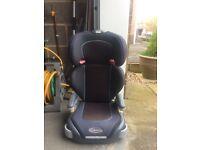 Child's graco car seat