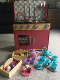 Play kitchen & Accessories
