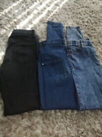Ladies size 10 jeggings