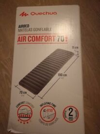 Airbed +Pump to sale