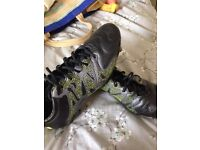 Adidas X size 6 football boots