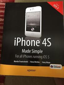 iPhone 4s Made Simple by Martin Trautschold