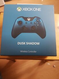 xbox one limited edition dusk shadow controller Brand new