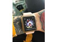Apple Watch series 3 pink 38mm