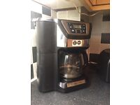Russell Hobbs filter coffee machine with timer