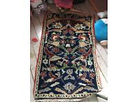 Wool rug 120x 70