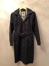 Seasalt waterproof raincoat trench coat