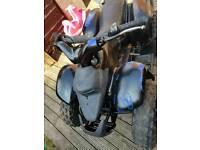 Aeon cobra 110cc quad