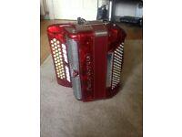 Paolo Soprani button accordion