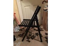 4 IKEA CHAIRS FOR SALE