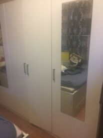 Ikea Twins wardrobes