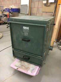 Industrial P&J dust extractor
