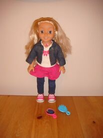 **£15** My Friend Cayla Interactive Doll. As New In Excellent Condition. **£15**