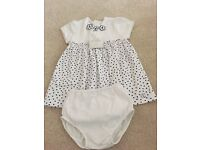Emile et Rose Baby Dress