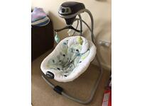 GRACO Baby Simple Sway Swing