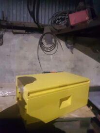Brand new hilka lock box never been used