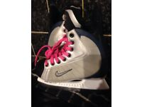 Kids Nike ice skates
