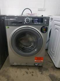 HOTPOINT Ultima S-line RPD9467JGG Washing Machine - Graphite *Exdisplay*