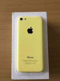 Apple Iphone 5C 8 gb in yellow on EE