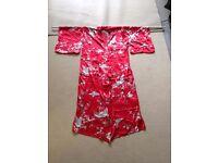 Authentic Japanese Kimonos, Large ,XL, various colours