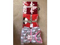 Ladies Pyjamas - 3 pairs