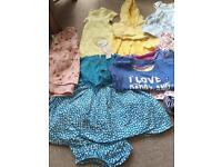 6-9 month girls bundle